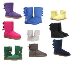 """UGG'S"" by shantiboo32 ❤ liked on Polyvore featuring UGG Australia"