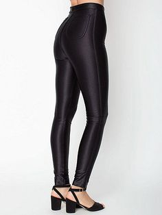 The Disco Pant from American Apparel. I want these so badly, the price is literally the only thing holding me back.