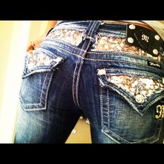 Miss me jeans <3