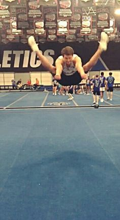 austin zimmerman's jumps are & always will be the best
