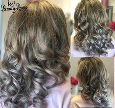 Grey Hair, Make Up, Long Hair Styles, Beauty, Gray Hair, Long Hairstyle, Makeup, Long Haircuts, Beauty Makeup