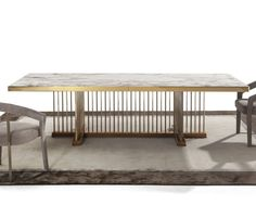 Schubert by Longhi | Dining tables