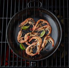 Nonstick Steel Grill Fry Pan