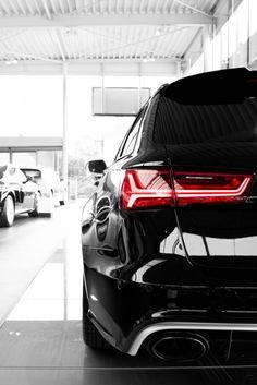 Audi RS6 Avant 2016 - 4.0 TFSI V8 560hp