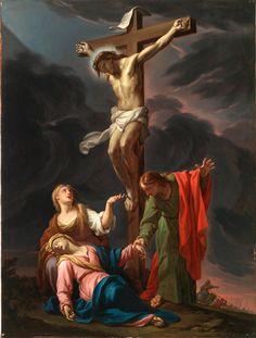 Francesco Trevisani, The Crucifixion