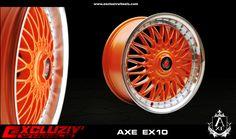 Jante AXE EX10