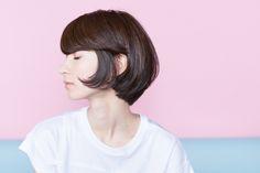 VeLO/vetica 赤松 美和 BOB ヘアスタイル ヘアカタログ ボブ