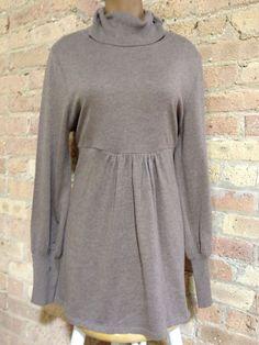 ac471c0250480 Sonoma Brown Sweater Dress sz X-Large Cowl Neck Casual Gown XL 14  Sonoma   SweaterDress  Casual  ebay  shoptheworld  fashion  dresses  cybermonday