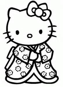 Hello Kitty Coloring Pages - Bing Images