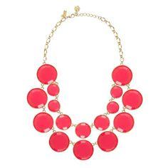 Kate Spade necklace I love.