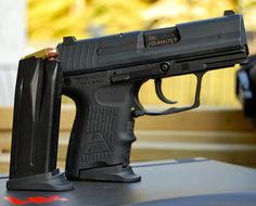 Handgun Review: HK P2000 SK