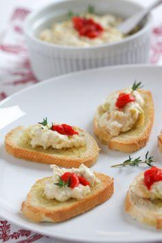 Artichoke and Goat Cheese Dip   foodnfocus.com