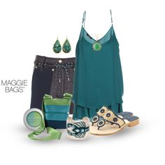 """Maritime III"" by maggiebags on Polyvore"