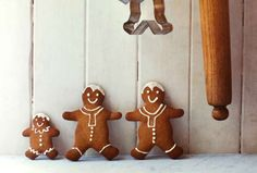 Gingerbread Men Cookie Recipe on Yummly
