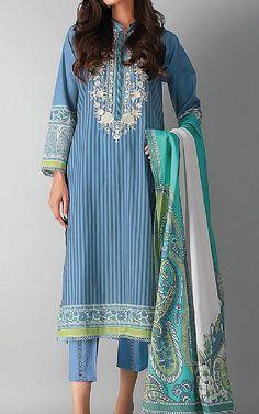 Famous Clothing Brands, Pakistani Lawn Suits, Suits Online Shopping, Pakistani Designers, Fashion Dresses, Cover Up, Denim, Cotton, Clothes