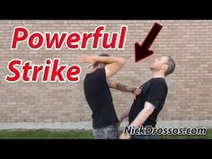 Powerful Strike for the Streets - YouTube