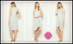 Julie Knotted Dress