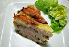 Csirketorta Iluska konyhájából