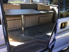 Kitchen Conversion, Camper Conversion, Bus 4, Mazda Bongo, Box Van, Camper Van, Outdoor Furniture, Outdoor Decor, Motorhome