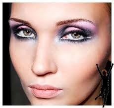 dark makeup brown eyes - Google Search