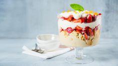 A decadent dessert trifle recipe for your next potluck.