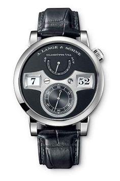 Big Numbers: Testing the A. Lange & Söhne Zeitwerk | WatchTime - USA's No.1 Watch Magazine