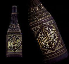 """Stranger & Stranger is simply the best packaging designer for wine and spirits... on earth !""  True story.  Via graphic-exchange.com"