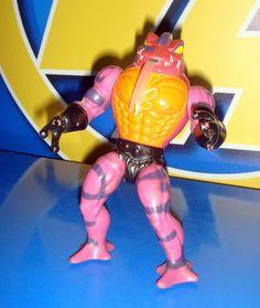 Figura- Masters del Universo. tung lashor - descatalogado-1985-MOTU