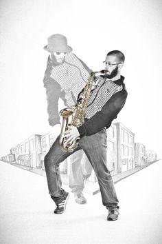 #jazz#performance#streetart#dance#theather#collage#photo#design#surreal#style