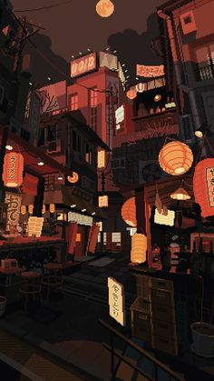 WANEELLA pixel art is part of Pixel art - Illustration for the wonderful The Tokyoiter project 🏮 Anime Scenery Wallpaper, Wallpaper Backgrounds, Asian Wallpaper, Blog Wallpaper, Live Wallpaper Iphone, Animes Wallpapers, Cute Wallpapers, Arte 8 Bits, Pixel Art Background