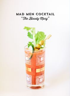 Mad Men cocktail par