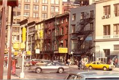 New York City street scene (1982) | Flickr - Photo Sharing!