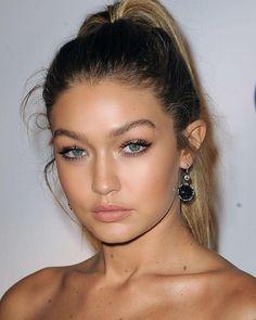 Gigi Hadid pretty natural makeup