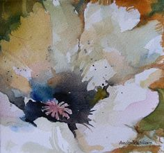 Watercolors: March 2010