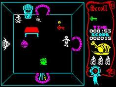 Good old games - zx spectrum