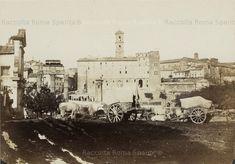 Foto storiche di Roma - Foro Romano - Campo Vaccino