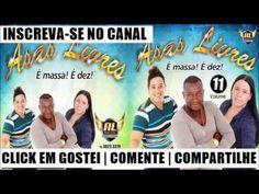 ASAS LIVRES   VOL  11   NOVO CD 2015   CD VERÃO 2015
