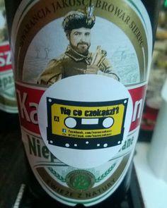 Na co czekasz?! Beer :D #piwo #piwko #kasztelan #wlepka #poznan #deeptechno #technomusic #deeppodcast #podcast #pozdrotechno #polishgirl #polishboy #polishdj