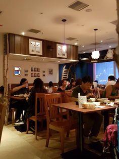 K-in-HongKong: Moomin Cafe, Harbour City Part 2