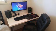 My Battlestation!, How can i improve it?