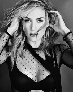 Kate Winslet Takes Airbrushing Out Contract When Negotiating For - Playful celebrity portraits reveal goofier side famous