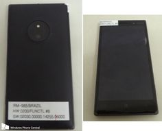 Nokia Lumia 830 Photos Reveal Crucial Details