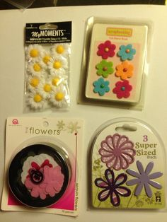 #ScrapbookEmbellishments #WholesaleLot Assorted Paper Craft And Scrapbook Embellishments Wholesale Lot New Unused P-8 #Assorted