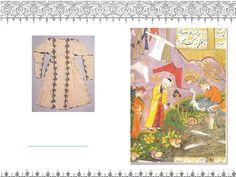 14th century persian kamis at left.