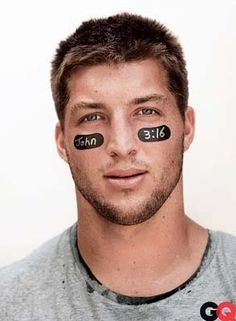 Tim Tebow! Only reason I watched football in 2011!!