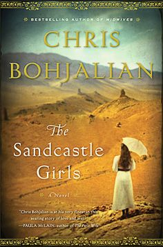 The Sandcastle Girls describes some of the  horrible events that were part of the Armenian genocide in Turkey during World War 1. The reader follows characters in Turkey during the genocide and their ancestors in the U.S. now.  The book feels like a memoir instead of a novel. It's so personal and intense.