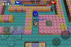 Tanks, + Legos + Pac Man?? Uh Yes Please!