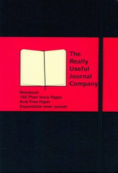 The Really Useful Journal Company - Notebook -  The Really Useful Journal Company