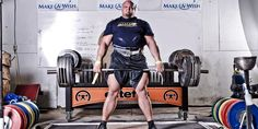 What It's Like to Be The World's Strongest Man - Brian Shaw Interview