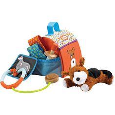 Parents and Manhattan Toy Animal Hospital Play Set